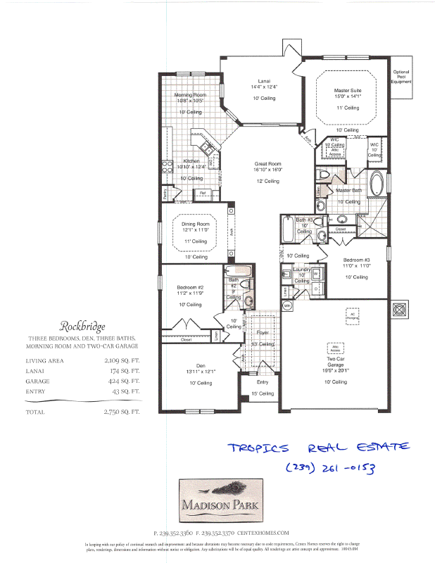 Mad park rockbridge floor plan