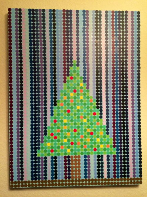 The tree, done